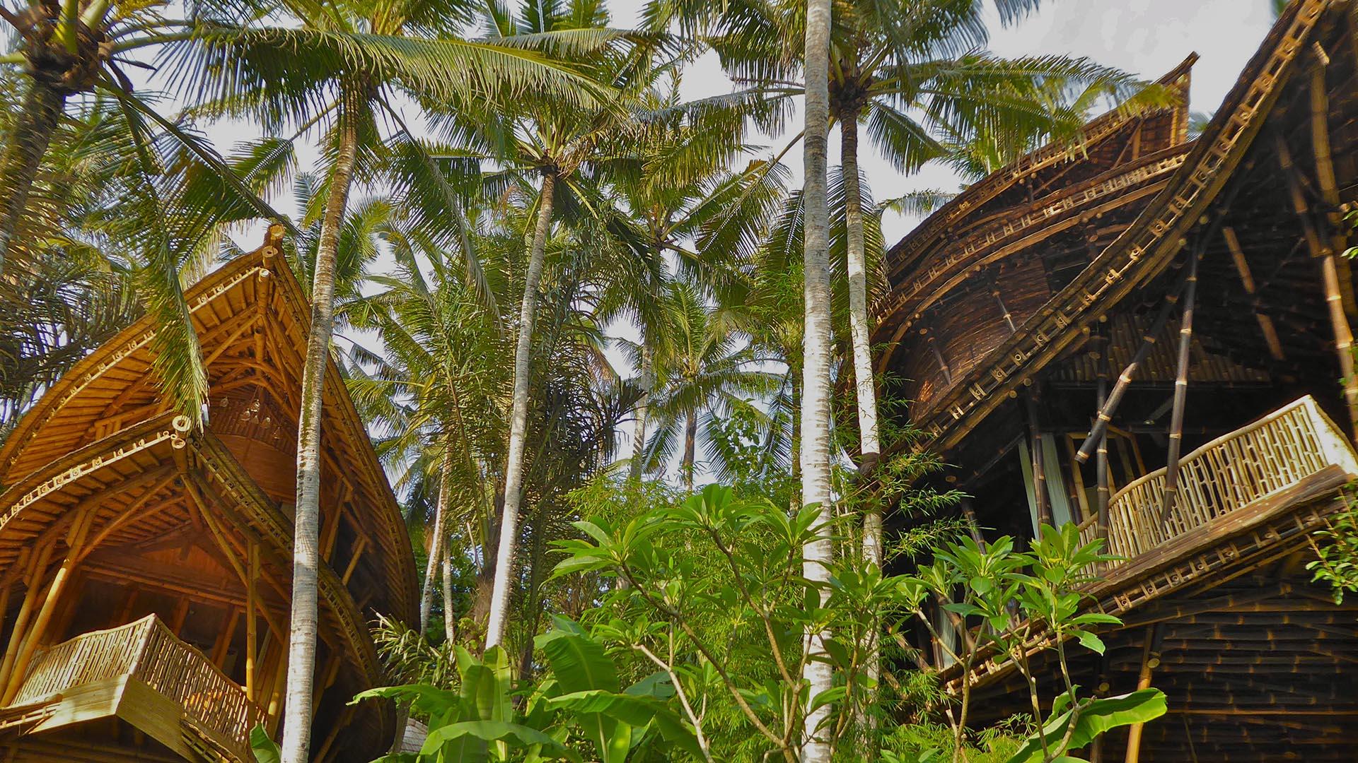 Ananda House An Exotic Bamboo Paradise In Abiansemal Bali